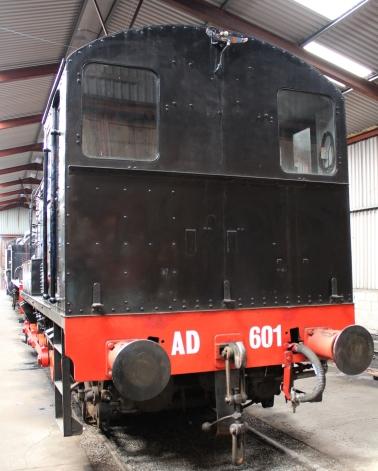 078 2015 - Lakeside and Haverthwaite Railway - LMS Class 11 7120