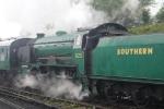 Watercress Line 2015 Ropley - Schools class V 925 Cheltenham