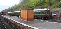 2015 - Severn Valley Railway Bewdley - BR Class 108 DMU no. M52064