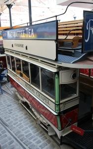 2015 - East Lancashire Railway  - Bury Transport Museum