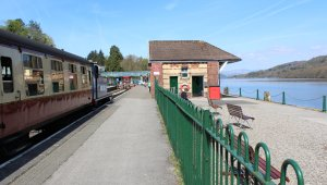 2015 - Lakeside and Haverthwaite Railway - Lake Windermere