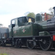 2015 - Severn Valley Railway Bridgnorth - Ex-GWR 14xx 1450