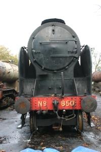 026 - Watercress Railway - Ropley - SR Locomotive - 850 Lord Nelson