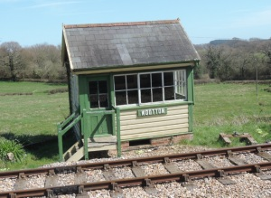2015 - Isle of Wight Railway - Wootton Station (4)