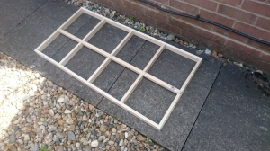 Baseboard Frame