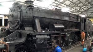 The 8F 45170 Appeal Bo'ness & Kinneil Railway 45170 (1)