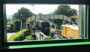 040 - 34007 Wadebridge Ropley 1st July 2015