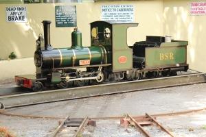 Bickington Steam Railway Trago Mills July 2015 Alice (3)