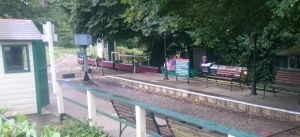 Stansted Park Light Railway July 2015 (2)