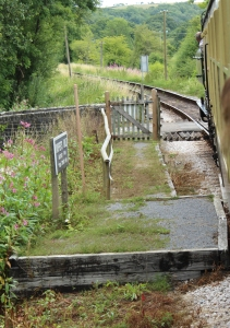 South Devon Railway Nappers Halt July 2015