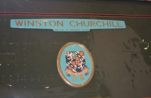 2015 - Winston Churchill - Battle of Britain class - NRM - York (1)