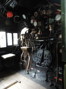 2015 - Winston Churchill - Battle of Britain class - NRM - York (2)