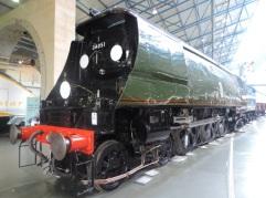 2015 - Winston Churchill - Battle of Britain class - NRM - York (3)