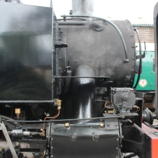 Kent and East Sussex Railway Tenterden August 2015 (09) BR SR USA Dock Tank 30065