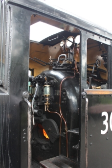Kent and East Sussex Railway Tenterden August 2015 (12) BR SR USA Dock Tank 30065