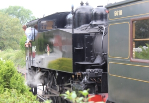 Kent and East Sussex Railway Tenterden August 2015 (19) BR SR USA Dock Tank 30065