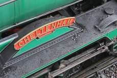 273e - Watercress Line Alresford Schools class V 925 Cheltenham - 24th August 2015
