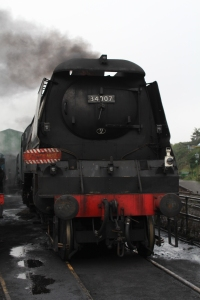 Watercress Line Ropley West Country Class 34007 Wadebridge - 19th September 2015
