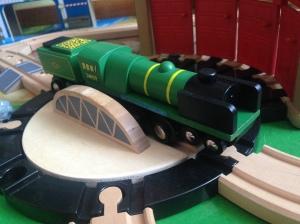 Bigjigs - Sir Archibald Sinclair - 34059 - Wooden Train (5)