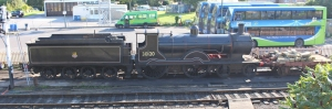 Swanage Railway September 2015 (04) Ex-LSWR T9 class 30120