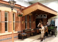 Milestones Museum GWR Station 8th November 2015