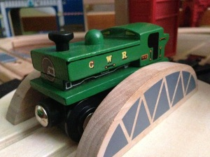 Bigjigs - 1638 - Kent and East Sussex - Heritage Collection - GWR (3)