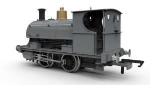 Hornby Peckett r3428