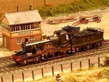 Westcliff, EM Gauge, Portsmouth Model Railway Show 2015, South Hants Model Railway Club (6)