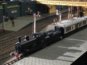 South Hants Model Railway Club show 2015 - London Road - LNWR - OO Gauge (3)