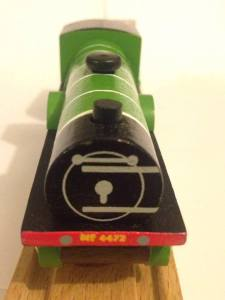 Flying Scotsman - Bigjigs Heritage Collection - Wooden train (4)