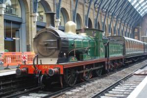 New Hogwarts Express - C Class - Kings Cross (1)