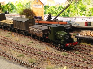 Wantage - O Gauge - Southampton Model Show 2016 (2)