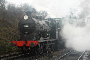 Watercress Line Spring Steam Gala 2016 - Ropley (8)