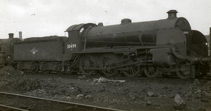 Urie S15 class BR no 30499