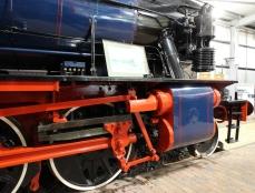 Severn Valley Railway Highley Engine House July 2016 - WD 2-10-0 no 600 Gordon Longmoor Military Railway LMR (4)